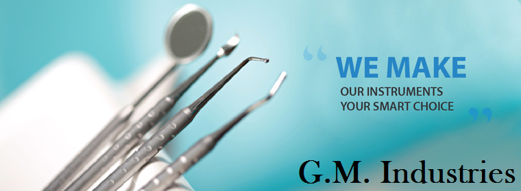 DENTAL Self Locking TWEEZERS by GMI DENTAL / Dentist TOOLS D-834
