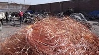 Copper wire scrap Millberry 99.9 Pure