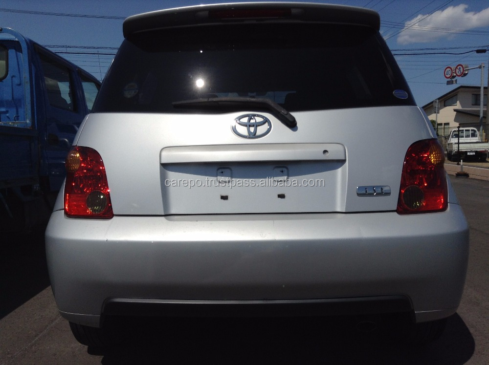 JAPANESE USED CARS FOR EXPORT TOYOTA IST 2003 (ENGINE: 1NZ, MODEL: UA-NCP61)