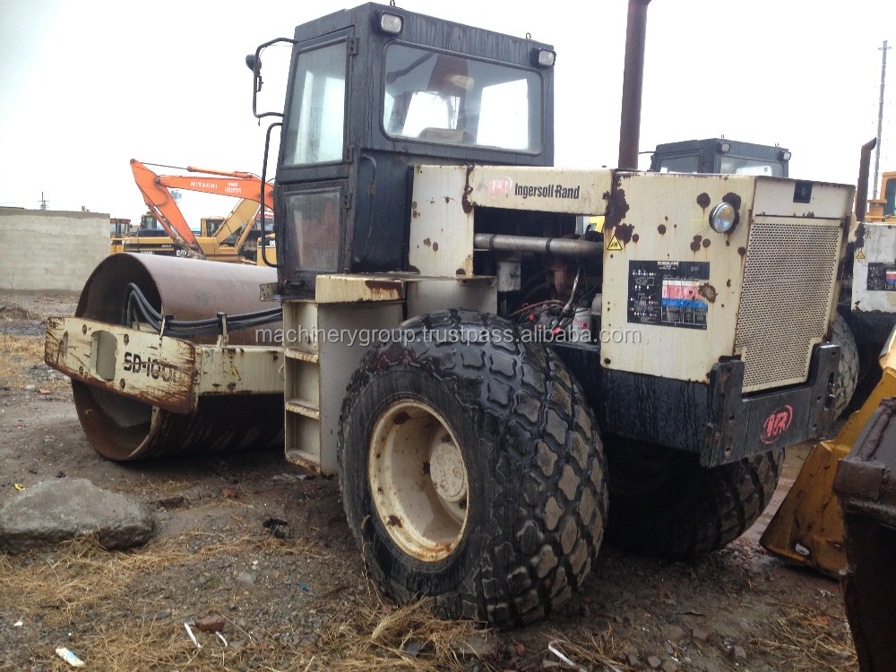 Used Ingersoll rand SD 100D Road Roller Compactor for Sale