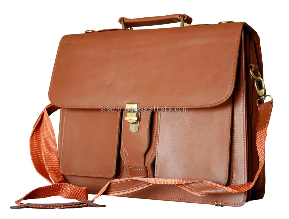 Brown Leather Laptop Bag , Men Laptop Bag , Boys Laptop Leather bags