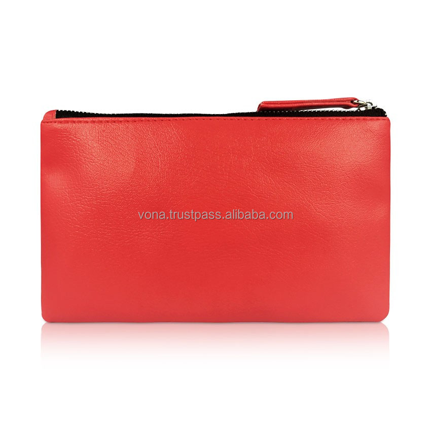 Women Purse Coin Bag Lady Handbag (JAN1604-Red)