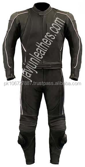 javjun Leather Motorbike Suit motorbike suit leather suit gloves