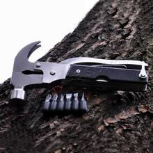 Multifunction Stainless Steel Pocket Knife with Plastic
