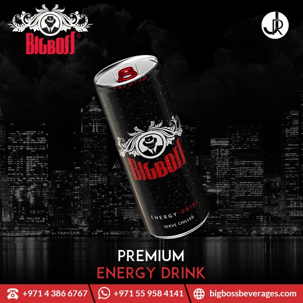 Highly Energetic, Energy Drink at Discounted Rate