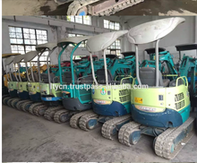 Used Komatsu PC20 PC25 Cheap -Mini diggers in China