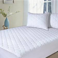Polyester Fitted Mattress pad