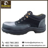 Frontier Popular Men's 3.5-Inch Safety Shoes Nitrile Rubber Steel Toe Cap Mid sole Plate Waterproof leather