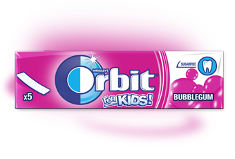Orbit for Kids Stick 13g (pink)