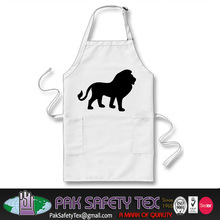 Colorful 100% Cotton Kitchen Aprons/Industrial Aprons/Garden Aprons