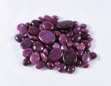 Best Quality Natural Ruby Cabochon Gemstone