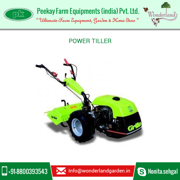 Highly Demanded Market Best Product Power Tiller available for Farm at Low Price