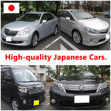 High quality and Durable toyota parts used cars Japanese