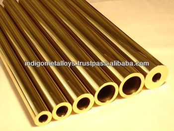 Manufacturers of Brass Tubes & Pipes 63/37 & 70/30