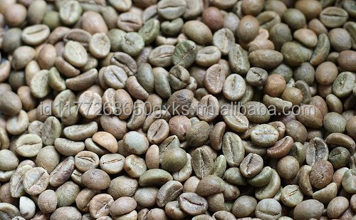 Premium Indonesia Origin Robusta Coffee