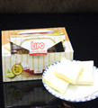 Durian cookie Lipo natural fragrance of durian - Halal biscuit 100g per box