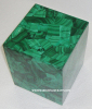 Beautiful Handmade Gemstone Malachite Box