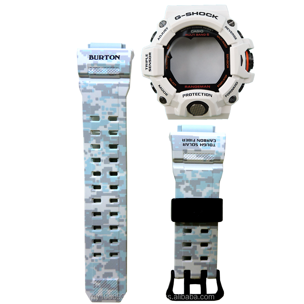G-Shock GW-9400 Series Watch Band and Bezel Replacement
