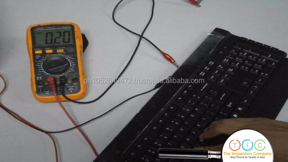 PSI for Computer Parts (Wireless Keyboard & Mouse) - India