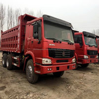 Sinotruk New HOWO 6 4 Used