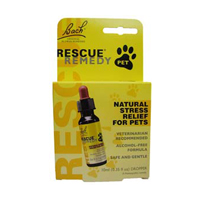 Rescue Remedy Pet, 10 Ml by Bach Flower Essences