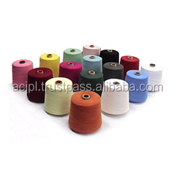 High quality recycled Color yarn