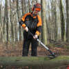 EB 450 S Metal detector to locate metal fragments in trunks