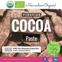 Cocoa Liquor - Chocolate - Bulk