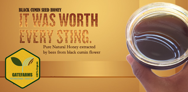 Black Cumin Honey