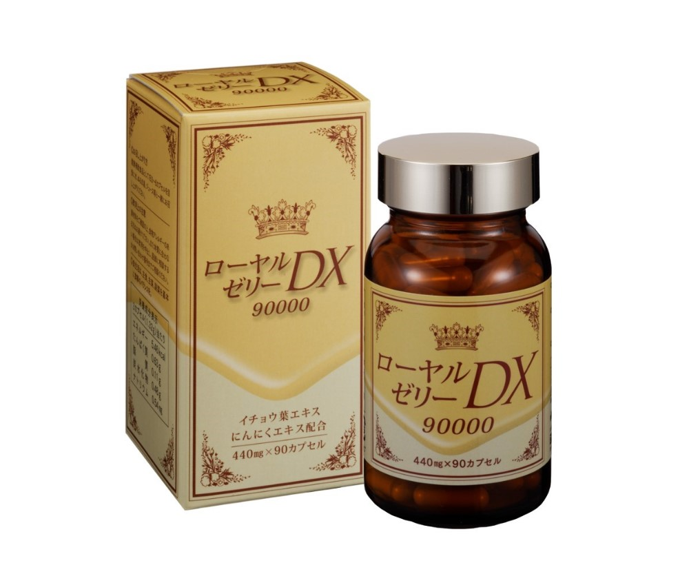 Anti-aging bee honey price Royal jelly DX 90000 with multiple functions