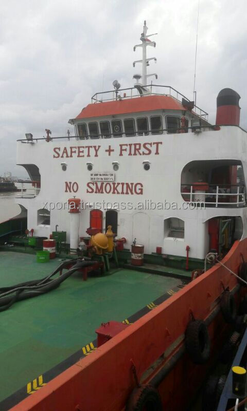 OIL BARGE Ship USED | Indonesia Origin | Secondhand ships and barges in good condition