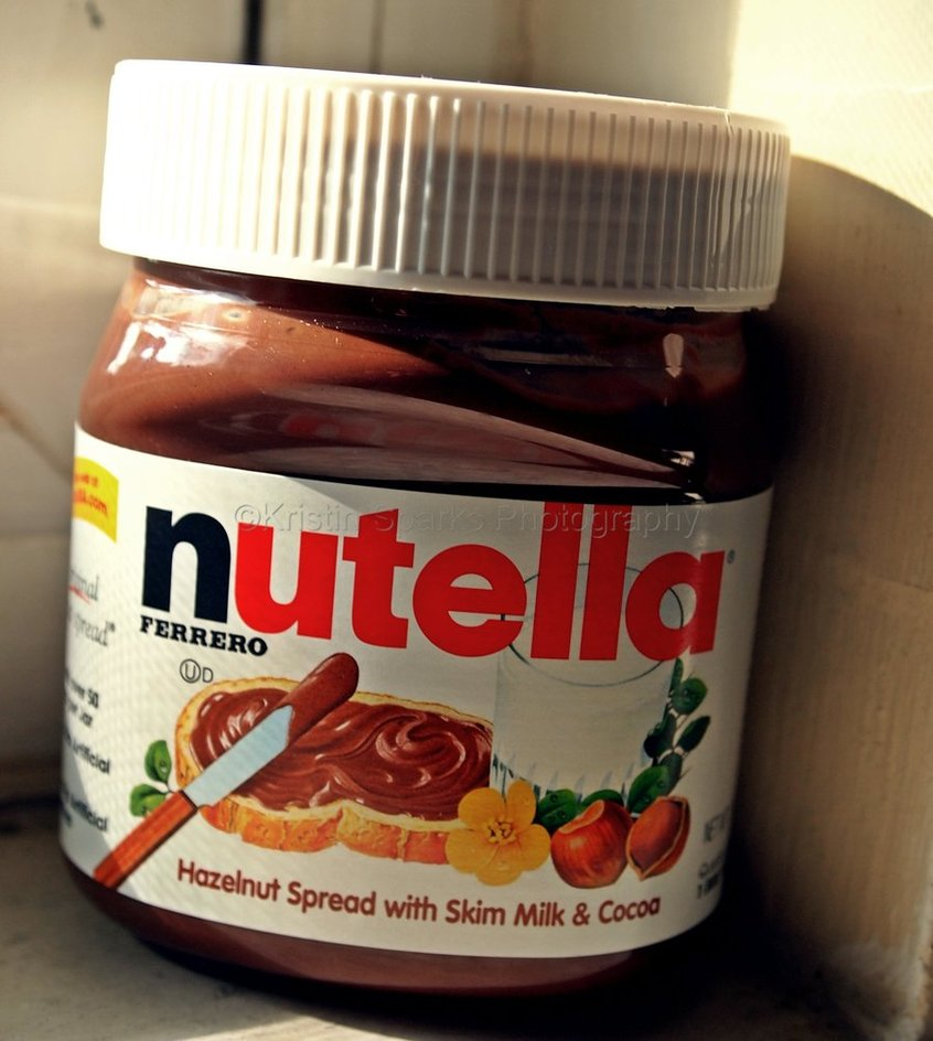 Nutella Chocolate Spread Jars 400,750,800gr