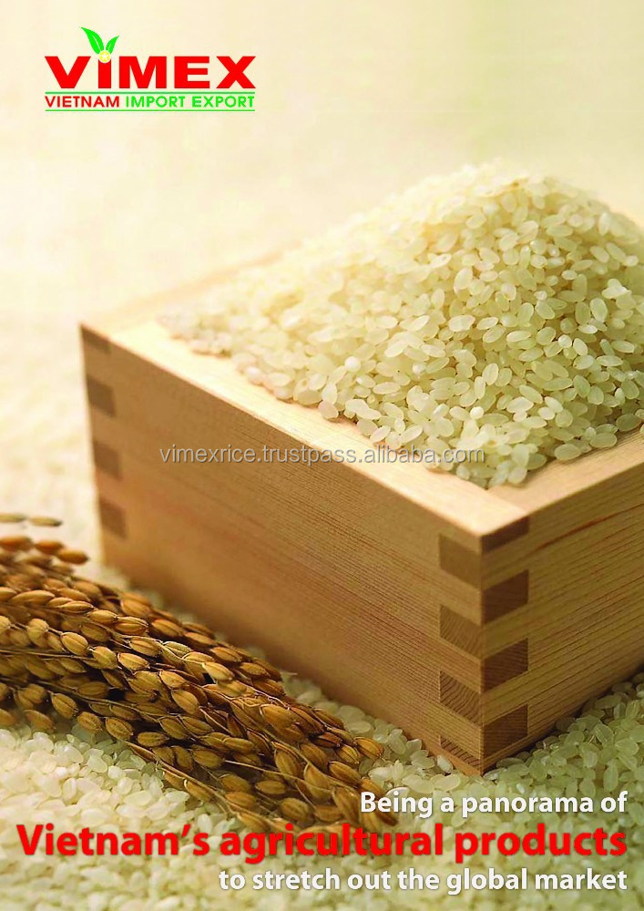 JASMINE RICE 5% BROKEN - NEW CROP----- [Cell: +84. 909 808 808 --- VIMEX RICE GROUP]