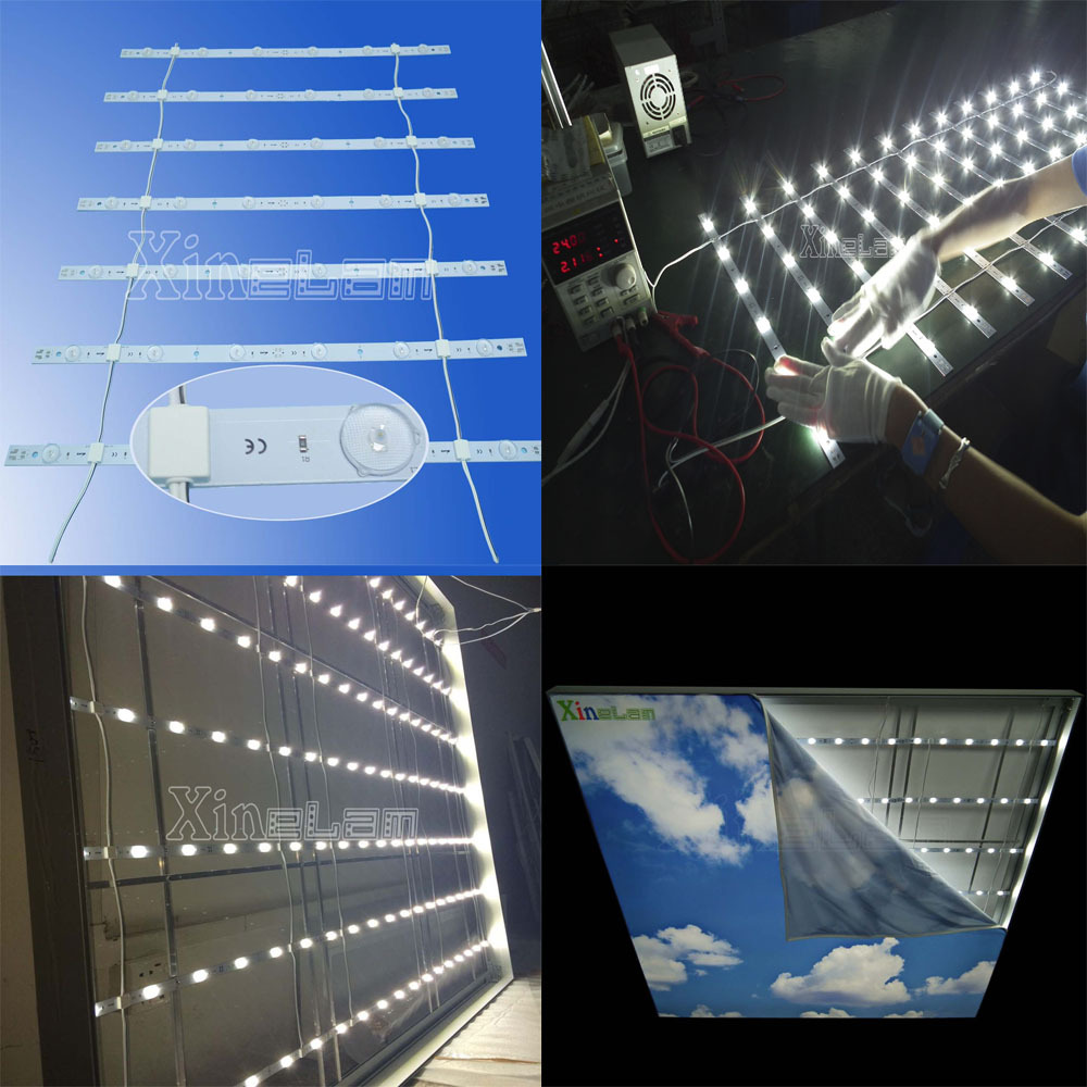 Specially designed for vegetables and plants waterproof bar LED grow light