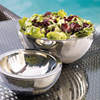 Designer Double Wall Stainless Steel Bowl Insulated