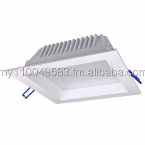 LLT 12W Square LED Downlight Warm White