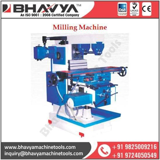 Universal All Geared Milling Machine for Accurate Milling Machine