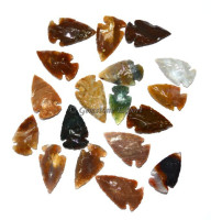 Polished Small Sizes Arrowheads - india arrowheads