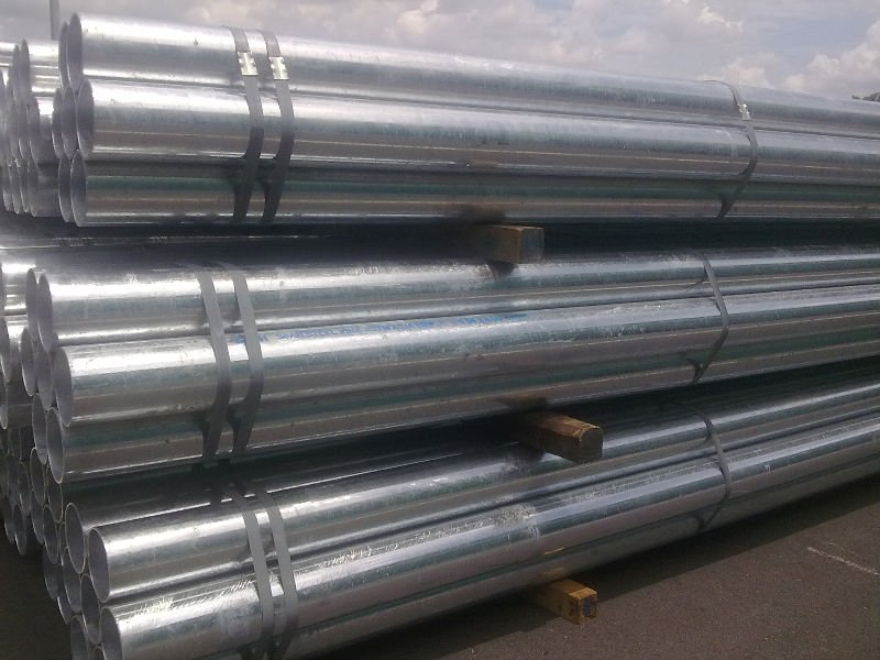 "Galvanized steel pipe for water supply 1/2"" to 8"" to BS, ASTM, A135, A795..."