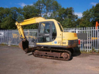 USED MACHINERIES - KOMATSU PC60 EXCAVATOR (7285)