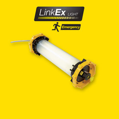 Wolflite LL-540-E LinkEx Portable Fluorescent Leadlamp Emergency