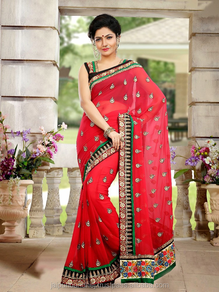 INDIAN ATTIRE IN SAREE