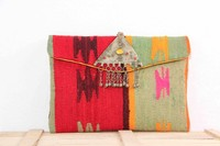 Bolsos Kilim - Clutch Bag - Women Handbag - Crossbody Bag