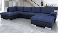 Corner sofa bed with storage TOKIO MAXI