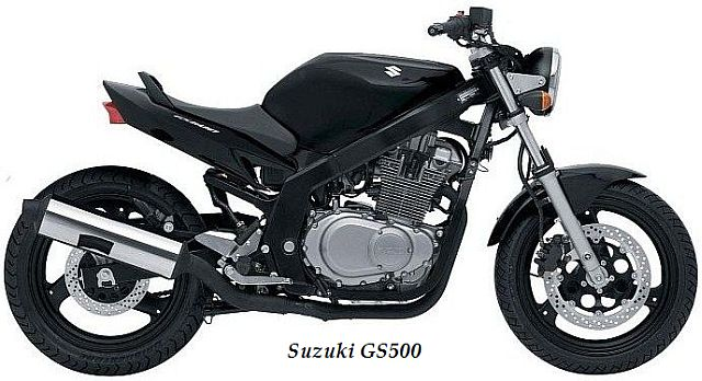 Best selling Fairly used Suzuki GS500
