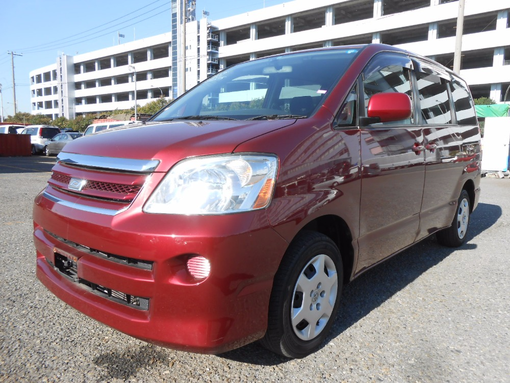 Reliable used toyota noah for sale at reasonable prices