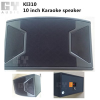 Professional Cheap Music System 2 Way Karaoke Speaker KI310