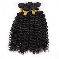 100% Natural Peruvian Virgin Human Hair .