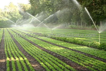 HDPE Pipes used in agriculture