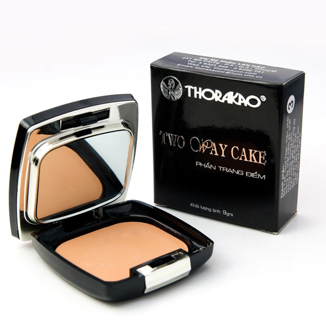 Thorakao Twowaycake Foundation Skin Cream 9g